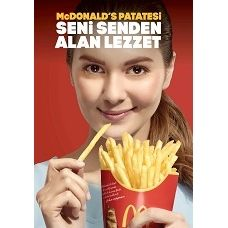 McDonalds'tan eğlenceli bir sosyal medya projesi