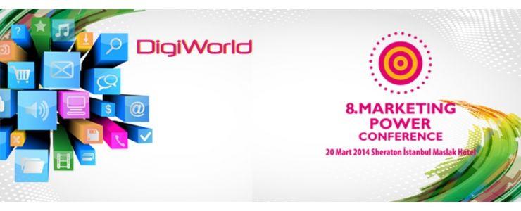 Pazarlama dünyası 8. Marketing Power Conference'da buluşuyor