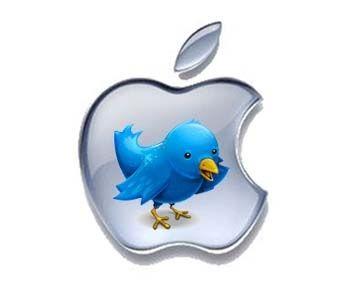 Twitter & Apple işbirliği