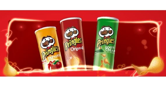 procter and gamble italy the pringles launch