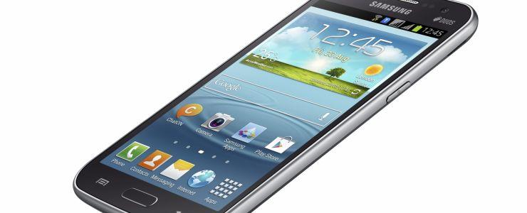 Samsung, GALAXY Win'i tanıttı