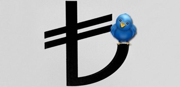 Sosyal medyada TL simgesi hakkında neler söylendi?