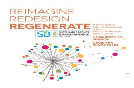 Sustainable Brands İstanbul 2014, 65'in üzerinde konuşmacıyı ağırlıyor