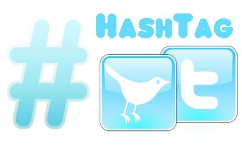 Televizyon programlarının yeni akımı; Hashtag