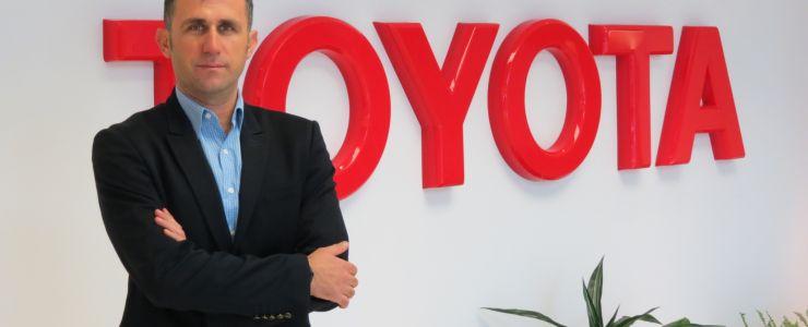 Toyota'da üst düzey atama