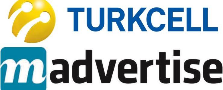 Turkcell ve madvertise'dan mobil reklam pazarını büyütecek işbirliği