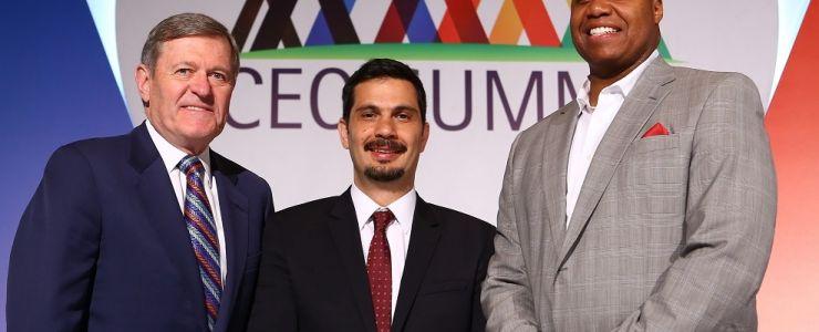 Türkiye'nin önde gelen CEO'ları buluştu