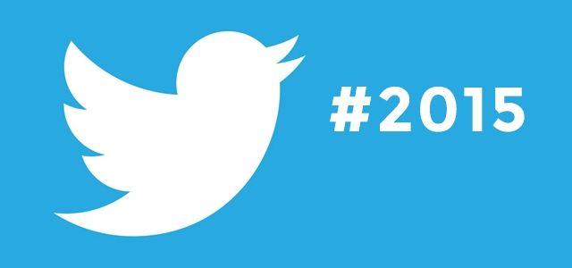 Twitter'da 2015 yılı