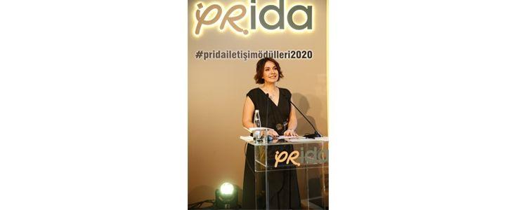 Prida İletişim ve İDA Akademi Ödülleri sahiplerini buldu
