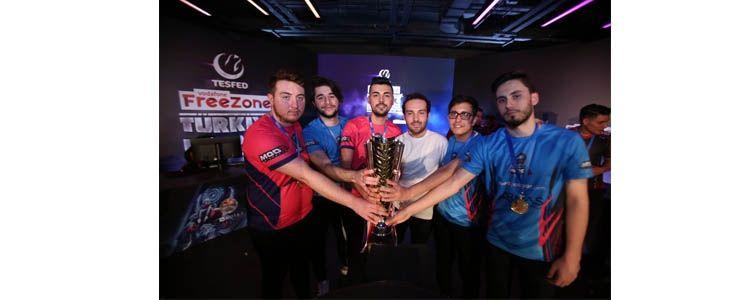 TESFED Türkiye Kupası'nda esporculardan Zula'ya rekor başvuru