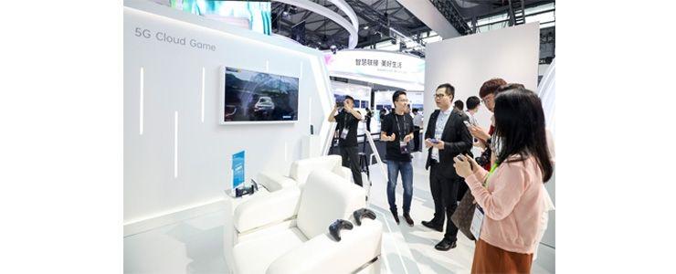 OPPO, MWC Shanghai 2019'da Ekran Altı Kamera ve MeshTalk teknolojilerini tanıttı