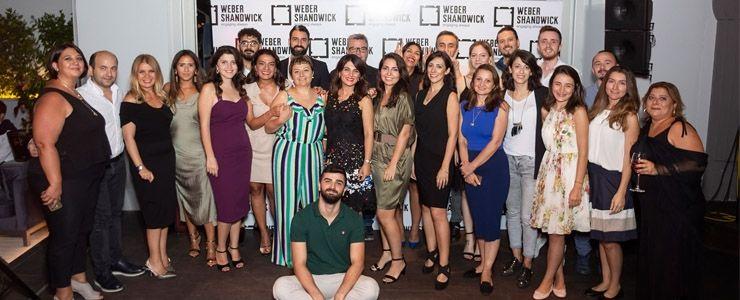 Weber Shandwick Türkiye 5. yılını kutladı