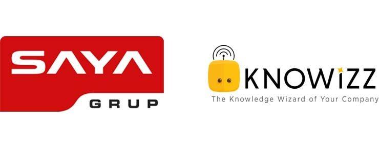 Saya Grup, dijital iş yeri platformu için Knowizz'i seçti