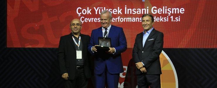 """""""İlçeler İnsani Gelişme Ödülleri"""" sahiplerini buldu"""