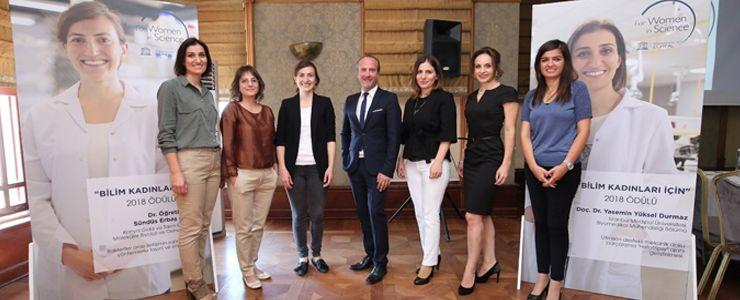 L'oréal Türkiye'den bilim kadınlarına 75 Bin TL'lik burs