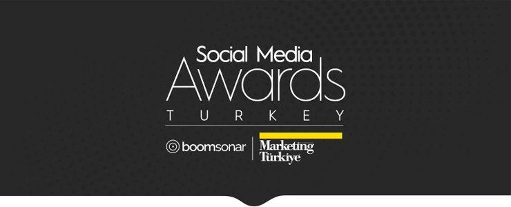 Social Media Awards Turkey başvuruları başlıyor!