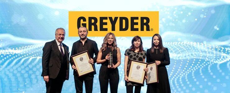 Greyder 2018'de ayakkabı sektörünün en itibarlı markası oldu