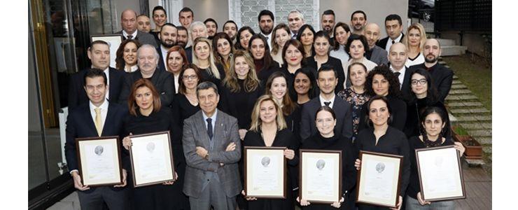 Lobby İletişim ve Etkinlik Danışmanlığı'na Yılın En İtibarlısı Ödülü