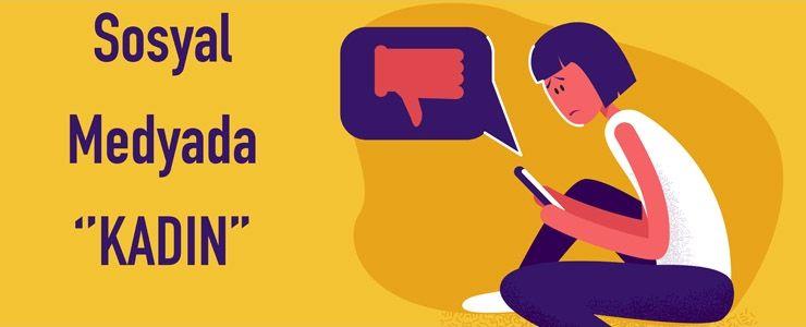 Sosyal medyada ''Kadın''
