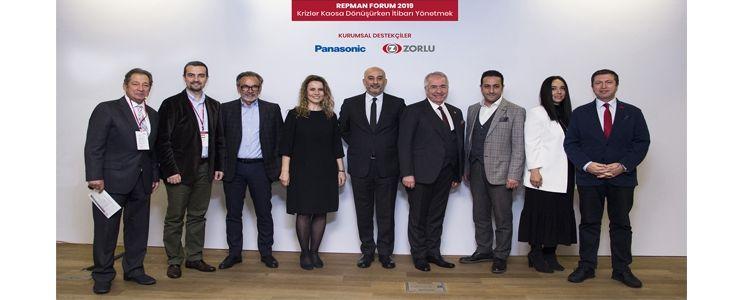 """RepMan Forum 2019: """"İş'in Aslı İtibar"""""""