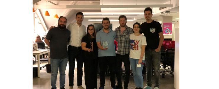 Universal McCann & Awarion,  MIXX Awards Europe 2019'da Bronz MIXX ödülünün sahibi oldu