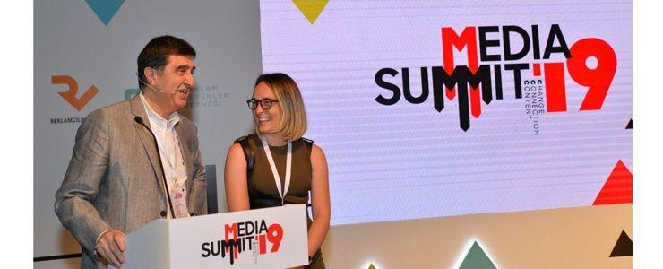 """Medya dünyası """"Media Summit Türkiye""""de 6. kez bir araya geldi"""