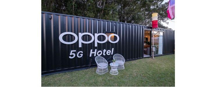 OPPO Dünyanın İlk 5G Otelini açtı