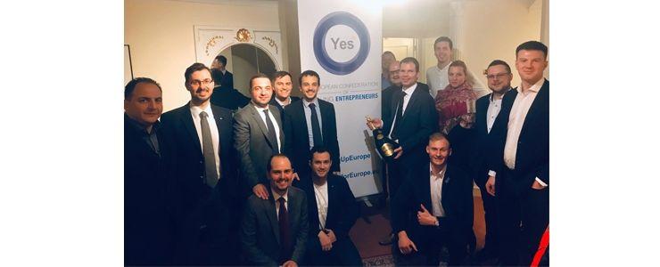 Türkiye Genç İş Adamları Derneği'nin Avrupa Birliği çıkarması