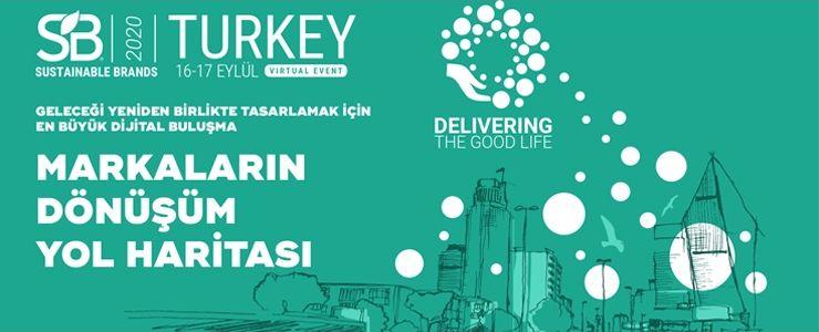 Sustainable Brands Turkey 2020'de 'yeni normal'in parametreleri konuşuldu