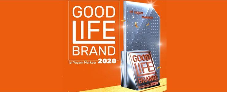 """Türkiye'nin """"Good Life Brand-İyi Yaşam"""" markaları açıklandı"""