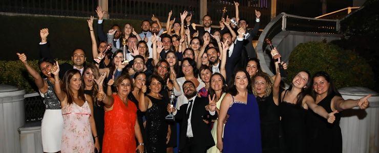 Nielsen, Baykuş Ödülleri 2018'e damgasını vurdu