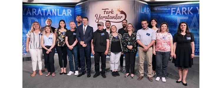 Sabancı Vakfı Fark Yaratanlar Programı on yıldır topluma ilham veriyor