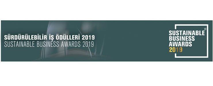 Sürdürülebilir İş Ödülleri 17 Ekim'de sahiplerini bulacak