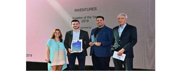 Inveon, Inventures ile 'Yılın Yatırımcısı' ödülünü kazandı
