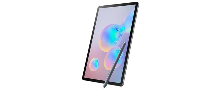 Samsung'dan yaratıcılığınızı ve verimliliğinizi artıran yeni tablet: Samsung Galaxy Tab S6