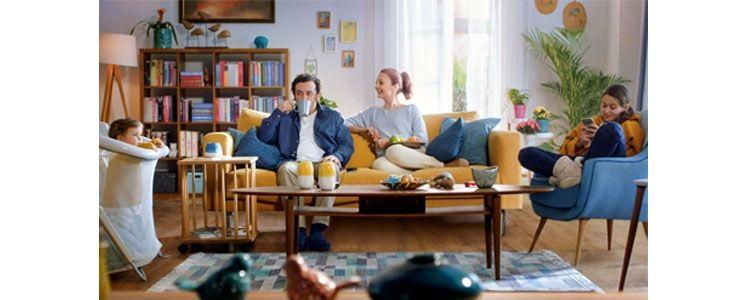 sahibinden.com'un yeni reklam filmi 46 milyonluk ailesiyle ekranlarda
