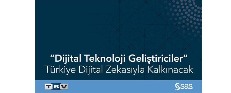 """TBV ve SAS'ın """"Dijital Teknoloji Geliştiriciler"""" projesi """"Eğitici Eğitimleri"""" ile büyüyor"""