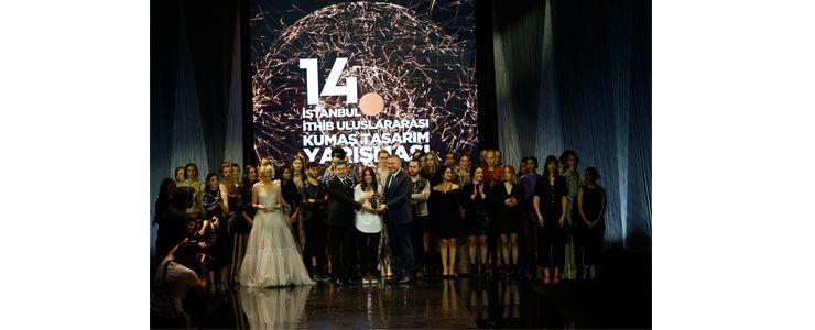 14. İstanbul İTHİB Uluslararası Kumaş Tasarım Yarışması