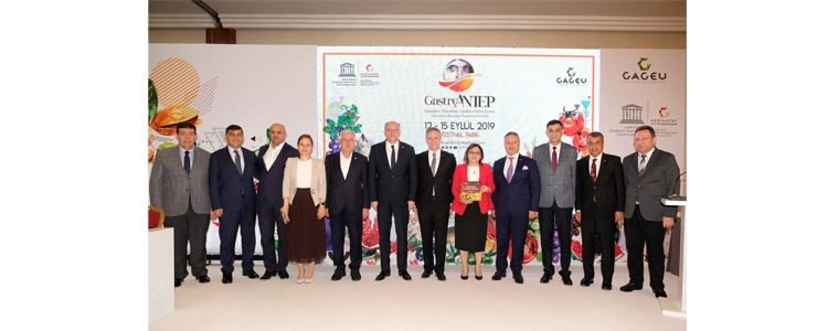 Gaziantep gastronomisi GastroAntep Festivali ile yeniden dünya sahnesinde