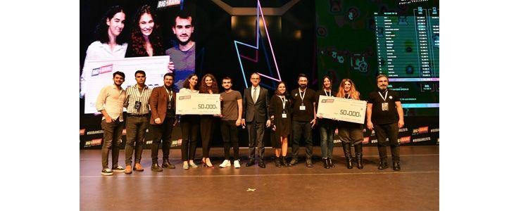 Ecording, Big Bang Startup Challenge 2019 sahnesinde