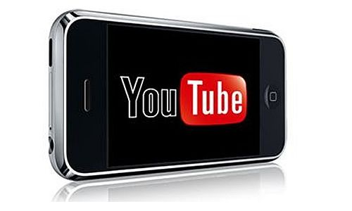 Youtube'dan iPhone uygulaması...