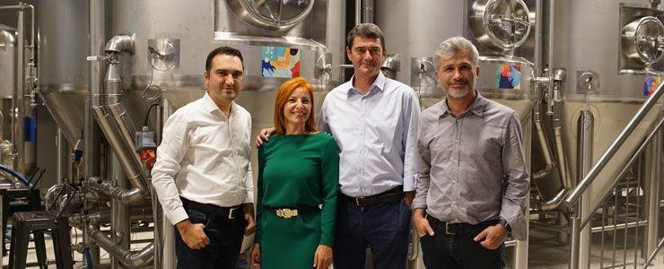 Anadolu Efes'in global inovasyon üssü İzmir'de