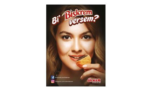 Biskrem'den yeni reklam