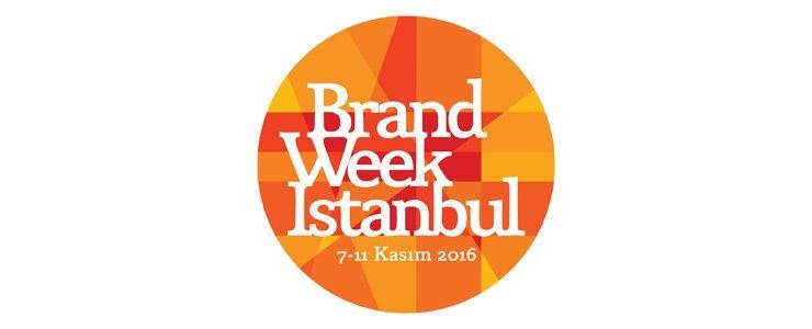 Brand Week İstanbul yılın en ilham verici haftası...