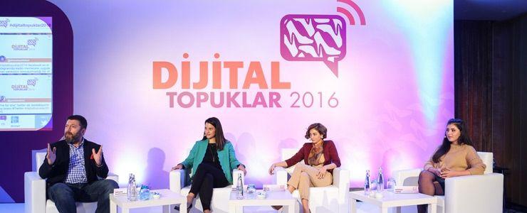 Dijital dünyaya yön veren kadınlar dijitalleşmeyi anlattı