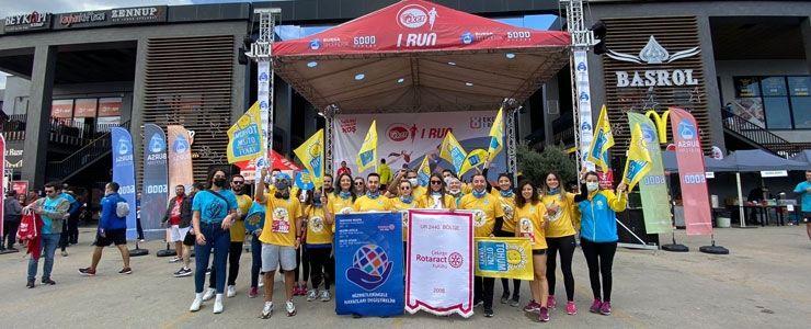 """Eker I Run""""da, Tohum Otizm Vakfı Gönüllü Koşucuları Adımlarını Otizmli Çocuklar İçin Attı!"""