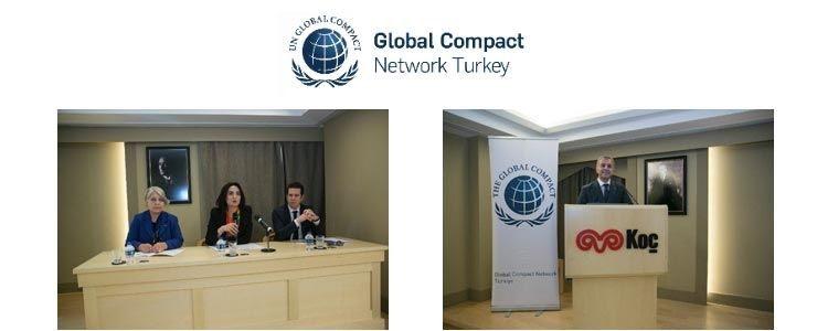 Global Compact Türkiye 5. Olağan Genel Kurul'unu gerçekleştirdi