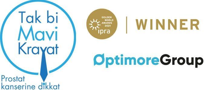 Bülten-Tak Bi Mavi Kravat'a IPRA Altın Küre Mükemmellik Ödülü