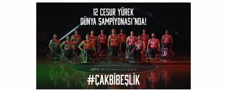 Garanti'den 12 Cesur Yürek'e anlamlı destek: #ÇakBiBeşlik