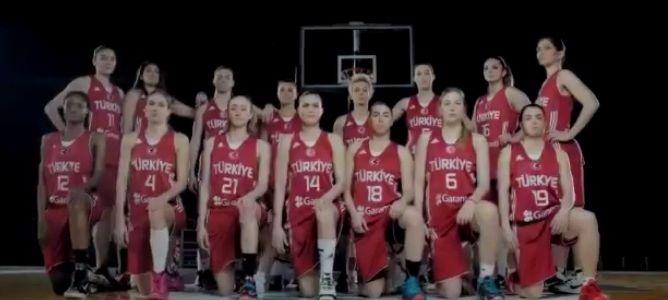 Potanın Perileri 2015 FIBA Avrupa Şampiyonası Yolunda…